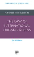 Cover Advanced Introduction to the Law of International Organizations