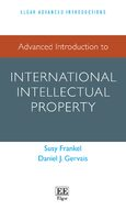 Cover Advanced Introduction to International Intellectual Property