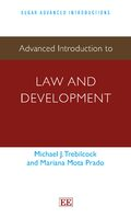 Cover Advanced Introduction to Law and Development