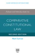Cover Advanced Introduction to Comparative Constitutional Law: Second Edition