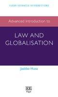 Cover Advanced Introduction to Law and Globalisation
