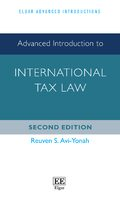 Cover Advanced Introduction to International Tax Law, Second Edition