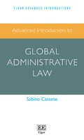 Cover Advanced Introduction to Global Administrative Law