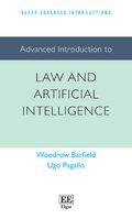 Cover Advanced Introduction to Law and Artificial Intelligence