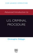 Cover Advanced Introduction to U.S. Criminal Procedure