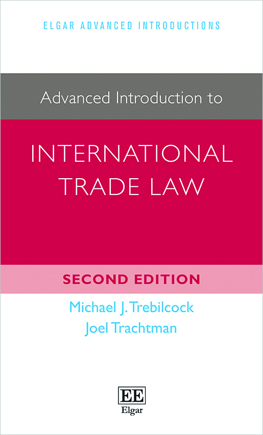 Advanced Introduction to International Trade Law, Second Edition