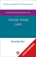 Advanced Introduction to Trade Mark Law