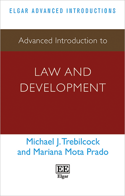 Advanced Introduction to Law and Development